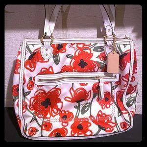 Coach poppy bag.